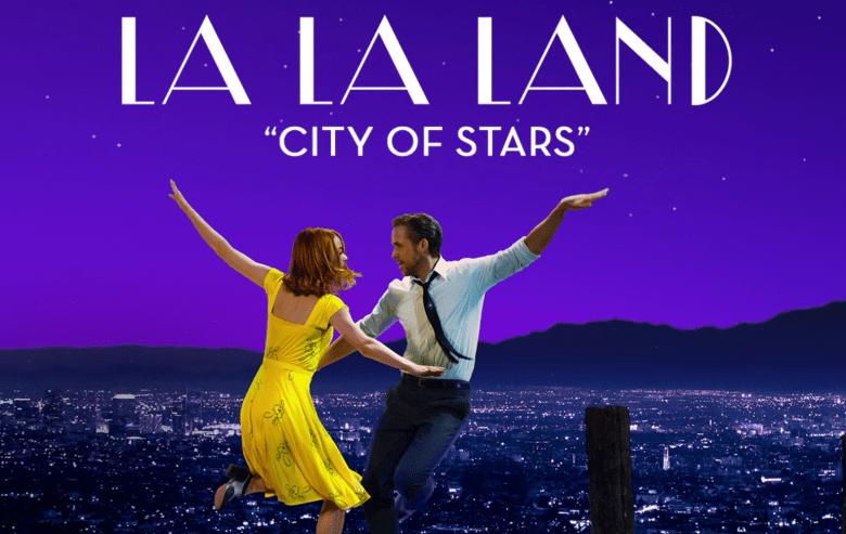 Lala Land : une très belle comédiemusicale!