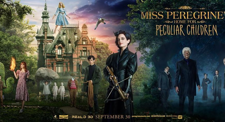 Miss Peregrine Jérémy Potel