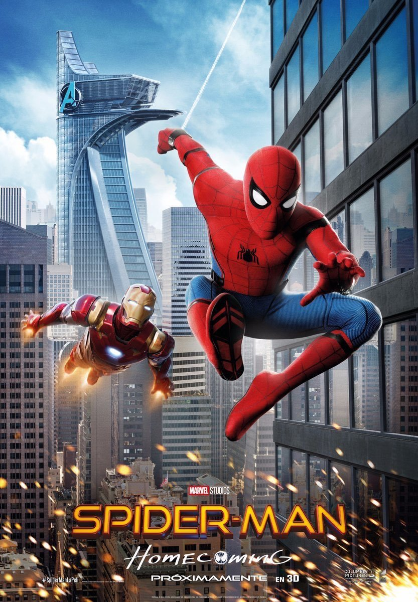 Spider-Man : Homecoming. Le Tisseur enfin dans le Marvel Cinematic Universe !