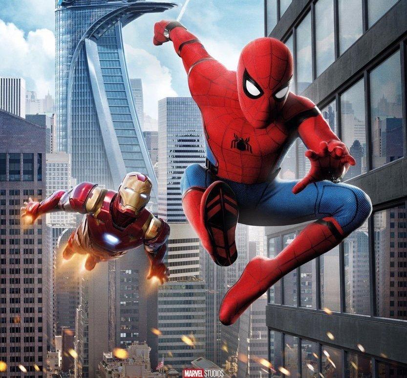 Spiderman Homecoming Jérémy Potel