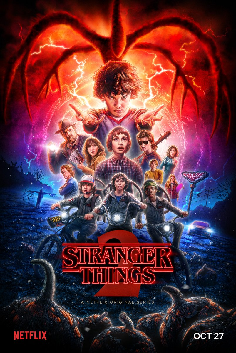 Stranger Things 2 Jérémy Potel