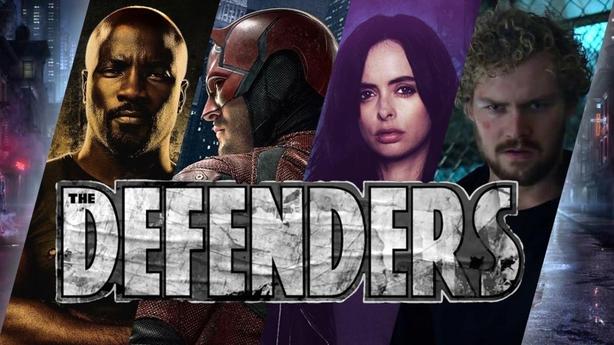 The Defenders : les héros urbains de Marvel s'unissent pour NewYork!