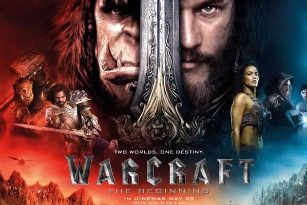 Warcraft : le Commencement. Un hommage correct à lalicence!