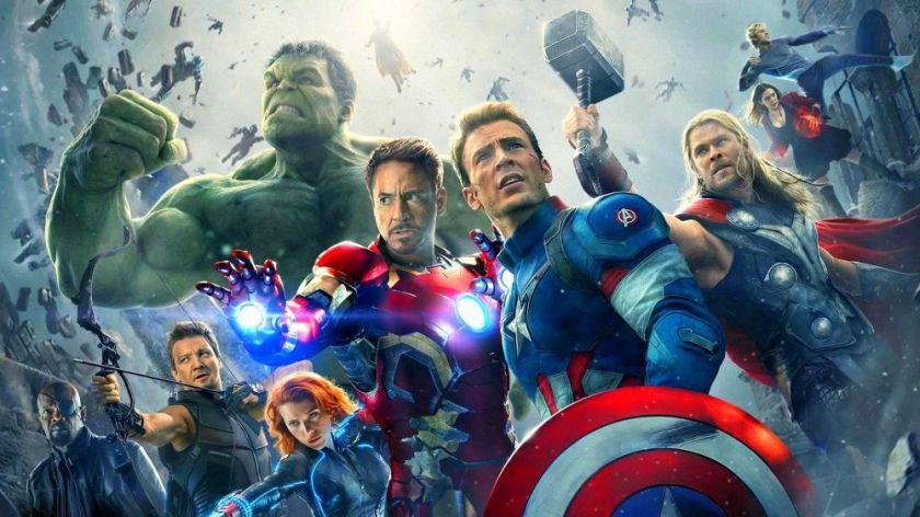 Team Avengers Jérémy Potel
