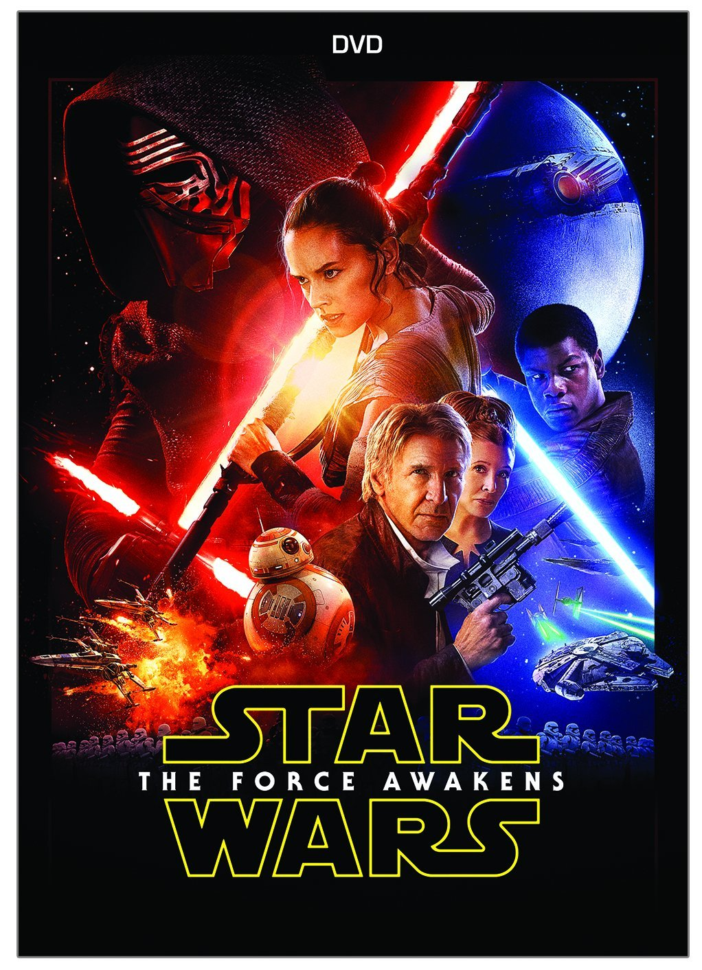 Star Wars : The Force Awakens, un film de paresseux ?