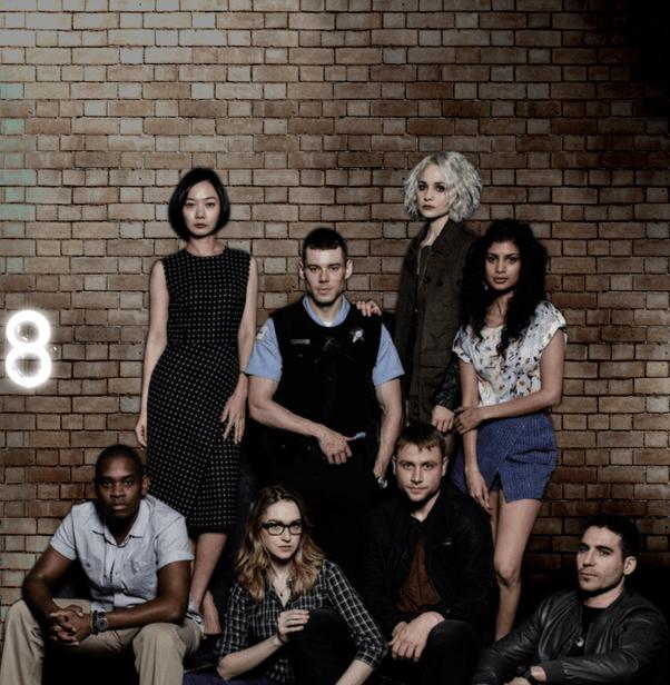 Sense8 : une aventure télépathiqueexplosive!