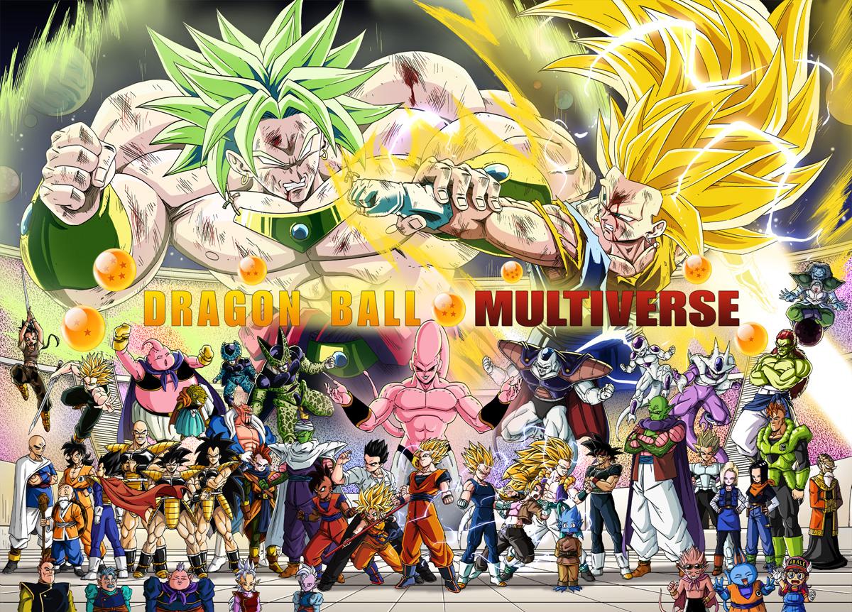 Dragon Ball Multiverse, cet hommage qui surpasse Dragon Ball Super!