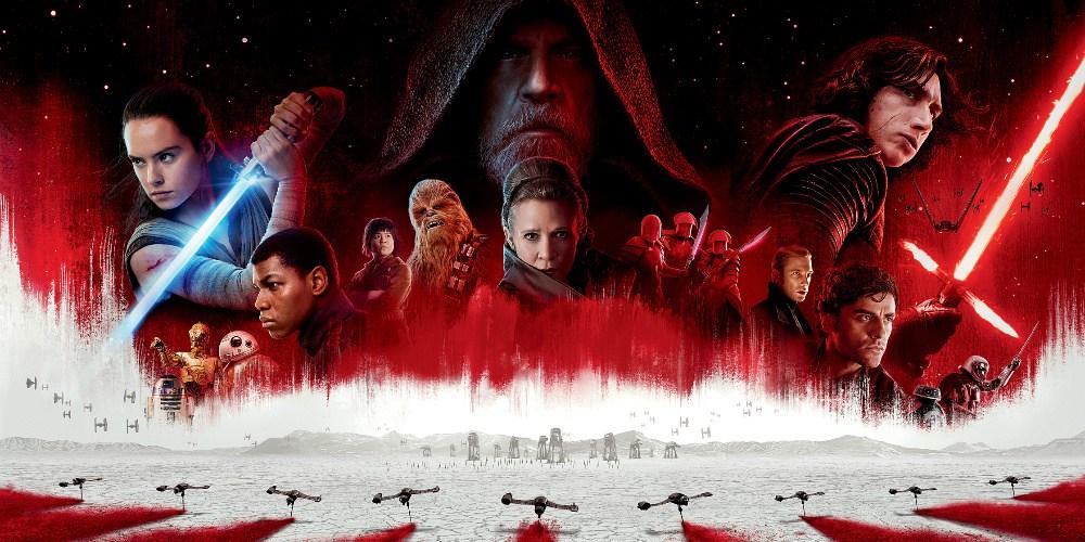 Star Wars : The Last Jedi, le film le plus clivant du monde?!