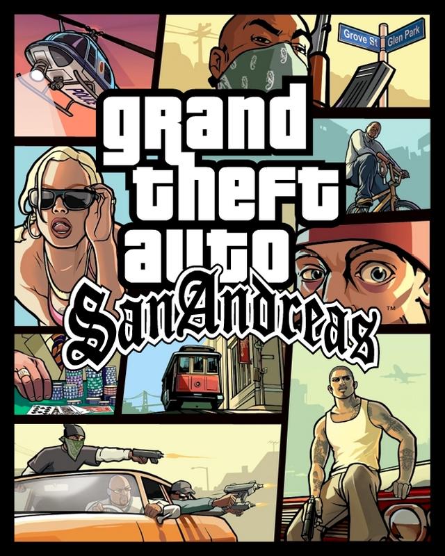 Oldies : Grand Theft Auto San Andreas, le meilleur de lasaga?