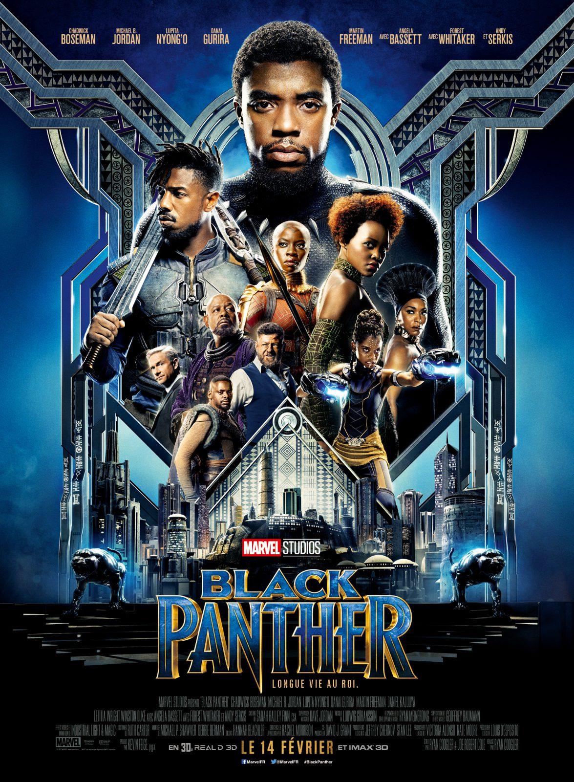 Black Panther : l'audace de Marvel a-t-elle payée?