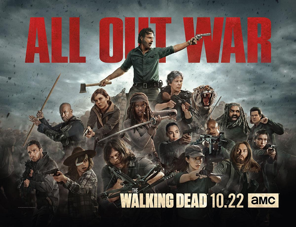 Walking Dead, saison 8 partie 2 : les lignes bougent, et ça fait du bien!