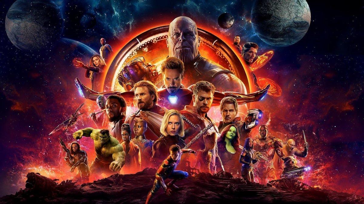 Avengers Infinity Wars : dix ans de travail bien utilisés?