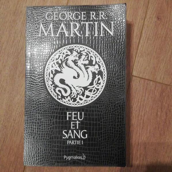 Feu et Sang : plutôt livre historique quefiction.