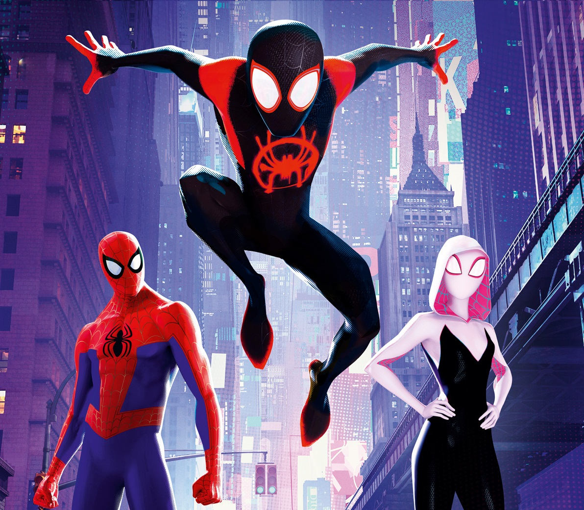 Spider-Man : New Generation, réussite totale !