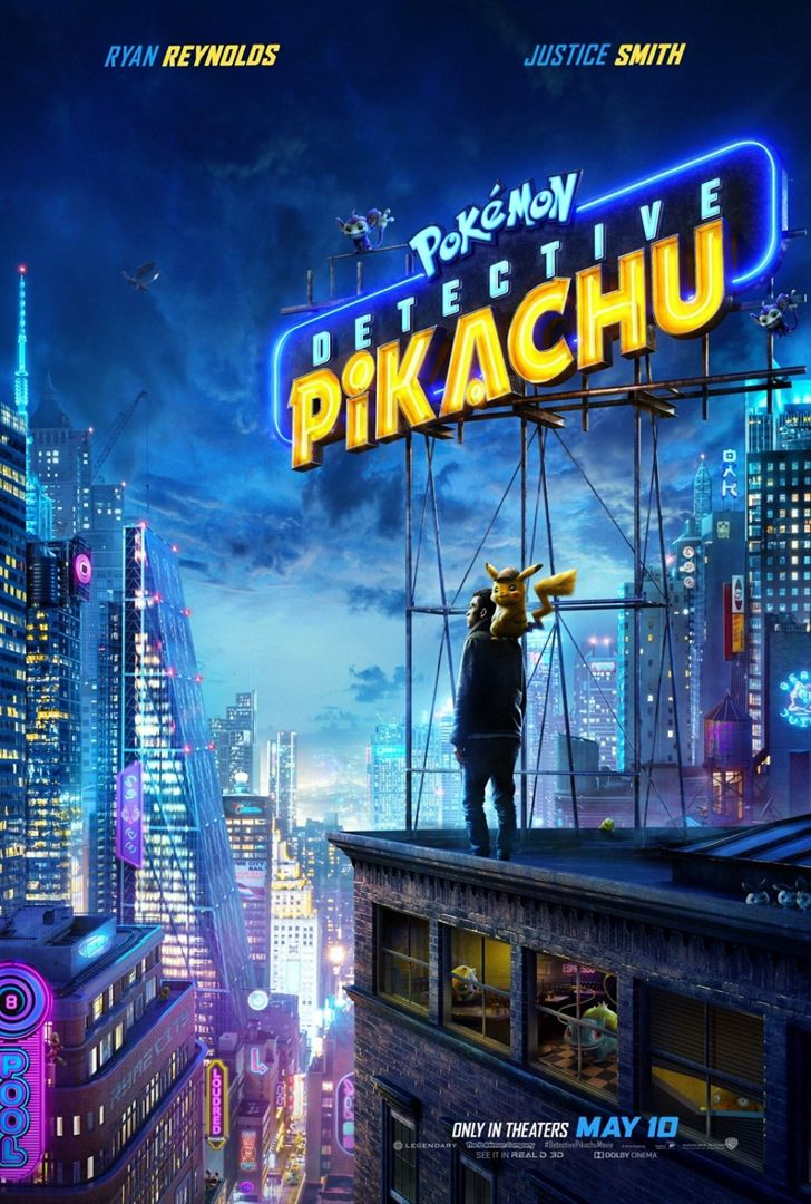 Pokémon : Détective Pikachu : un bel hommage à la licence Pokemon?