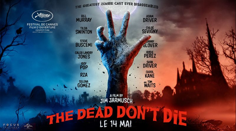 The Dead Don't Die : du zombie meta