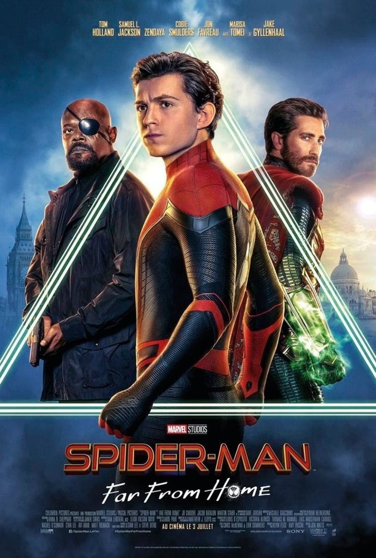 Spider-Man : Far from Home, un final mitigé pour la fin de la phase 3