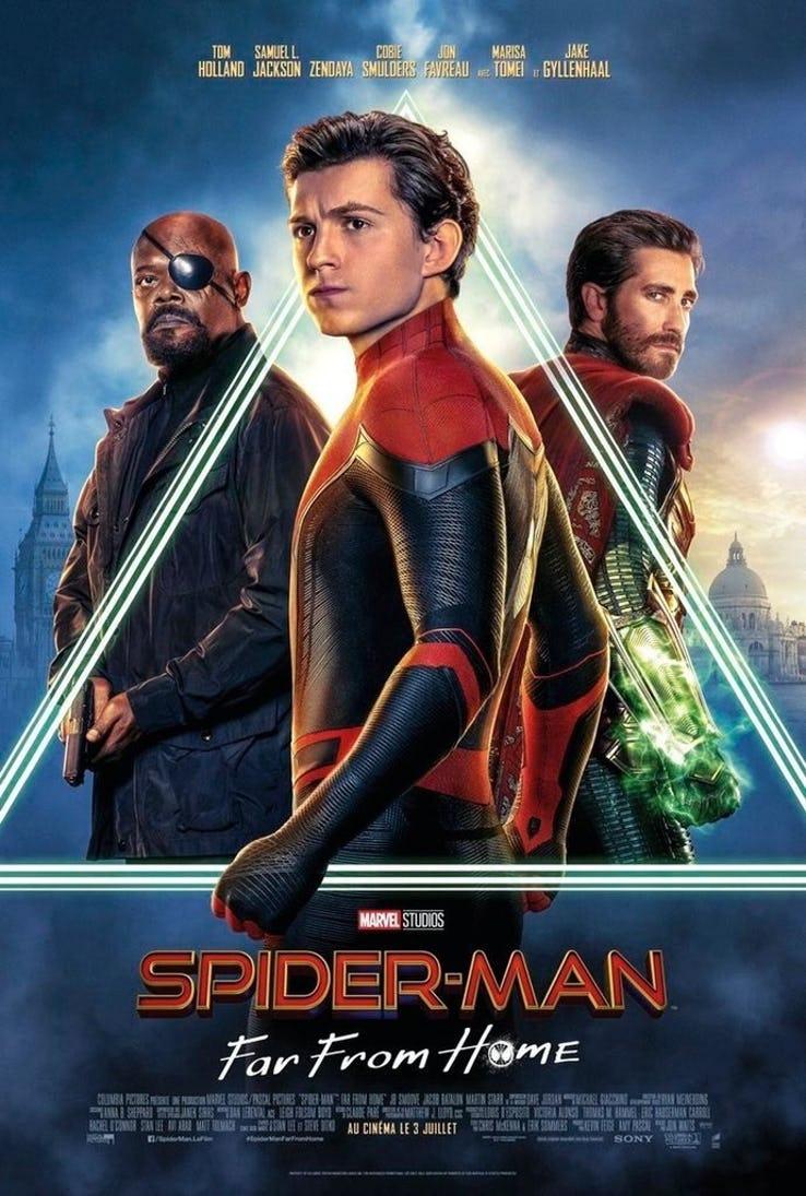 Spider-Man : Far from Home, un final mitigé pour la fin de la phase3