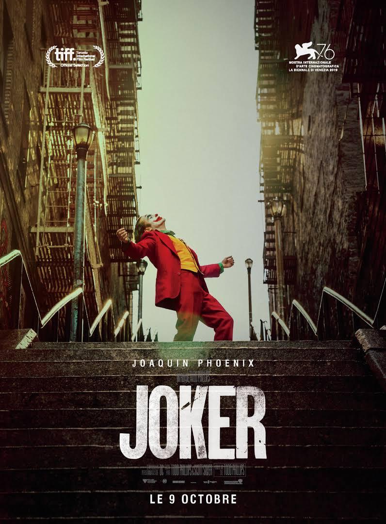 Joker : représentation sans fard de notresociété