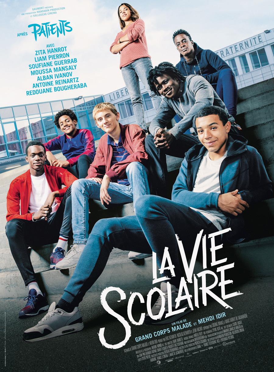 La Vie Scolaire : un film qui nous rappelle nos jeunesannées..