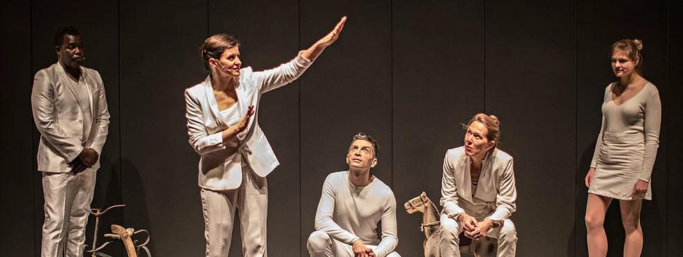 Théâtre : De l'Eve à l'Eau par la Compagnie desLumas