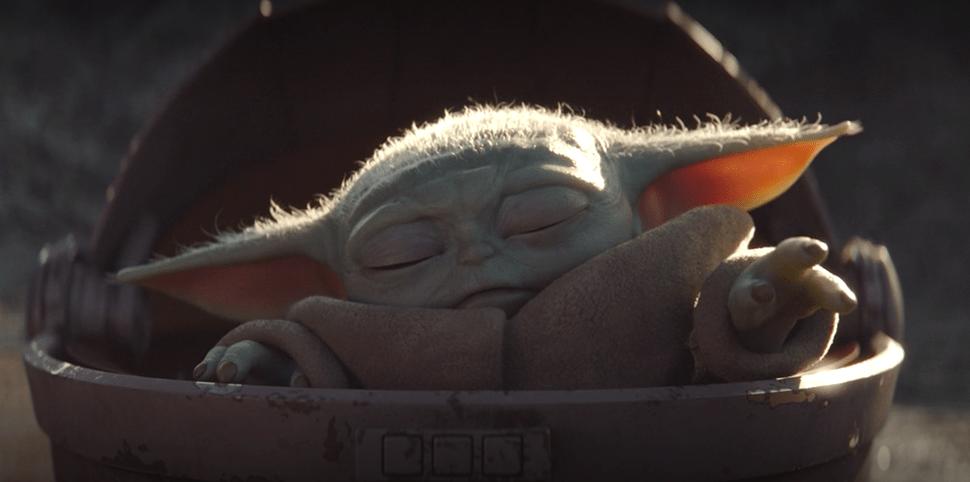 Baby Yoda KM