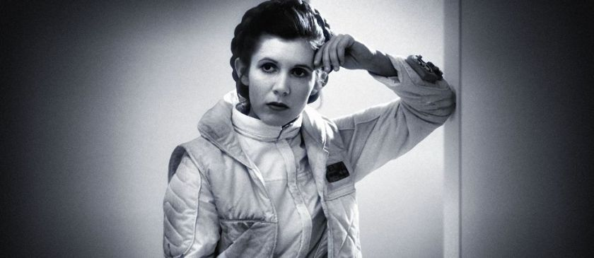 Carrie Fisher KM