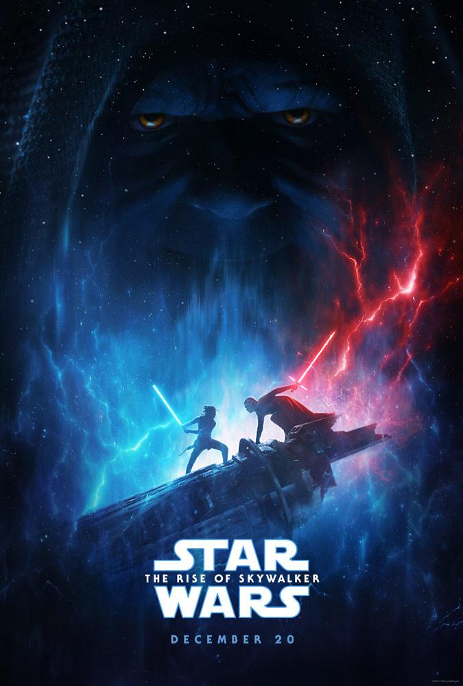 Star Wars : The Rise of Skywalker – deux réalisateurs pour deuxvisions.
