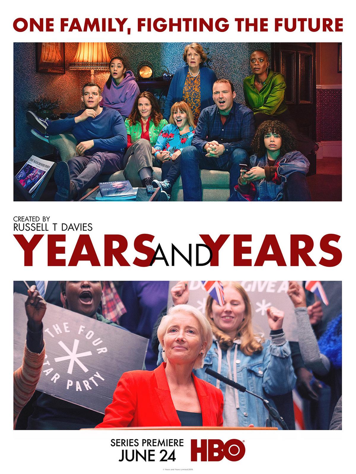 Years and Years : la ruine d'une famille à cause de la ruine de la société