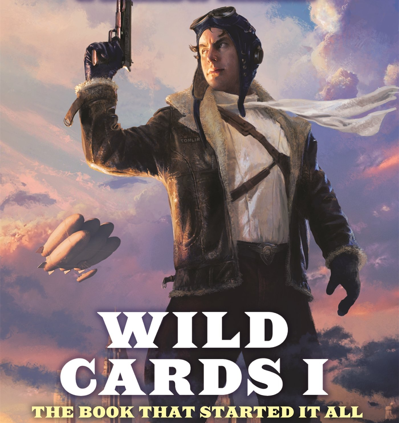 Wild Cards : une grande saga de science-fiction par George R.R. Martin