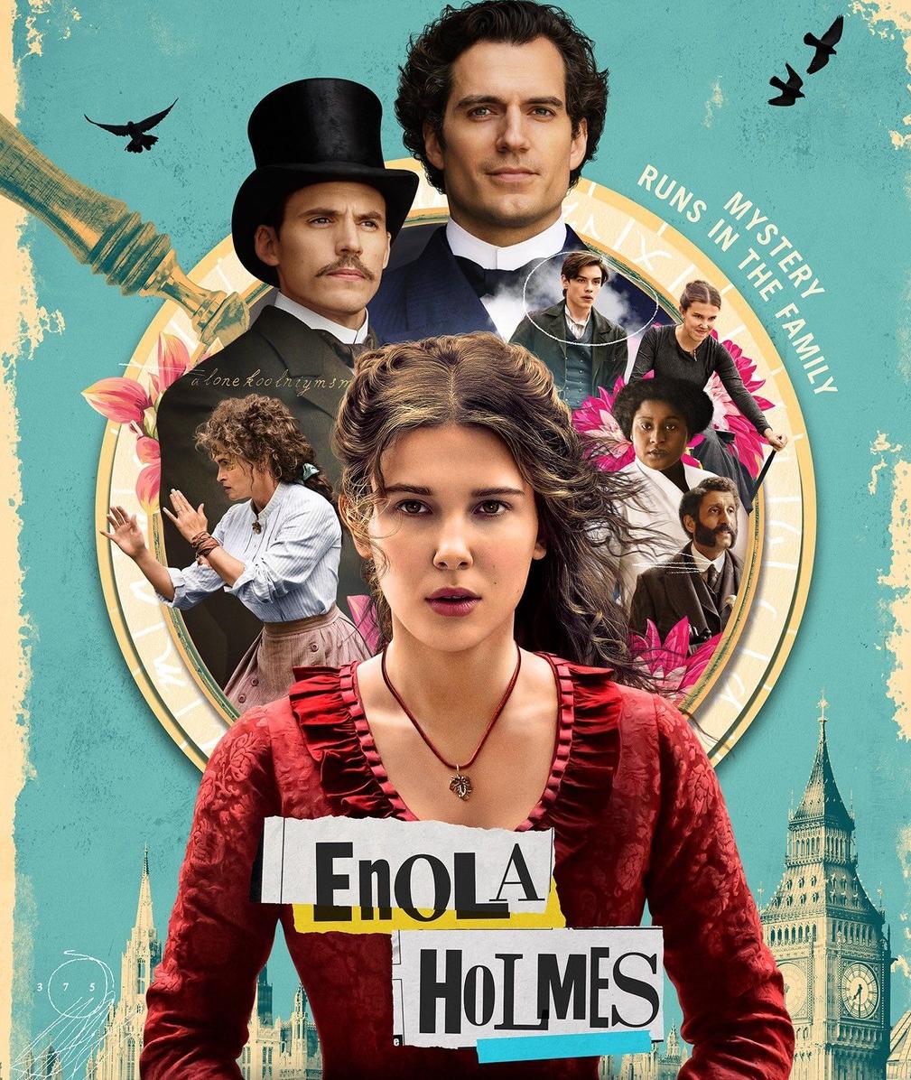 Enola Holmes : peu de Sherlock et trop de politique.