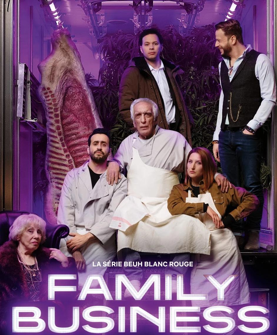 Family Business : une série française qui n'a pas à rougir !