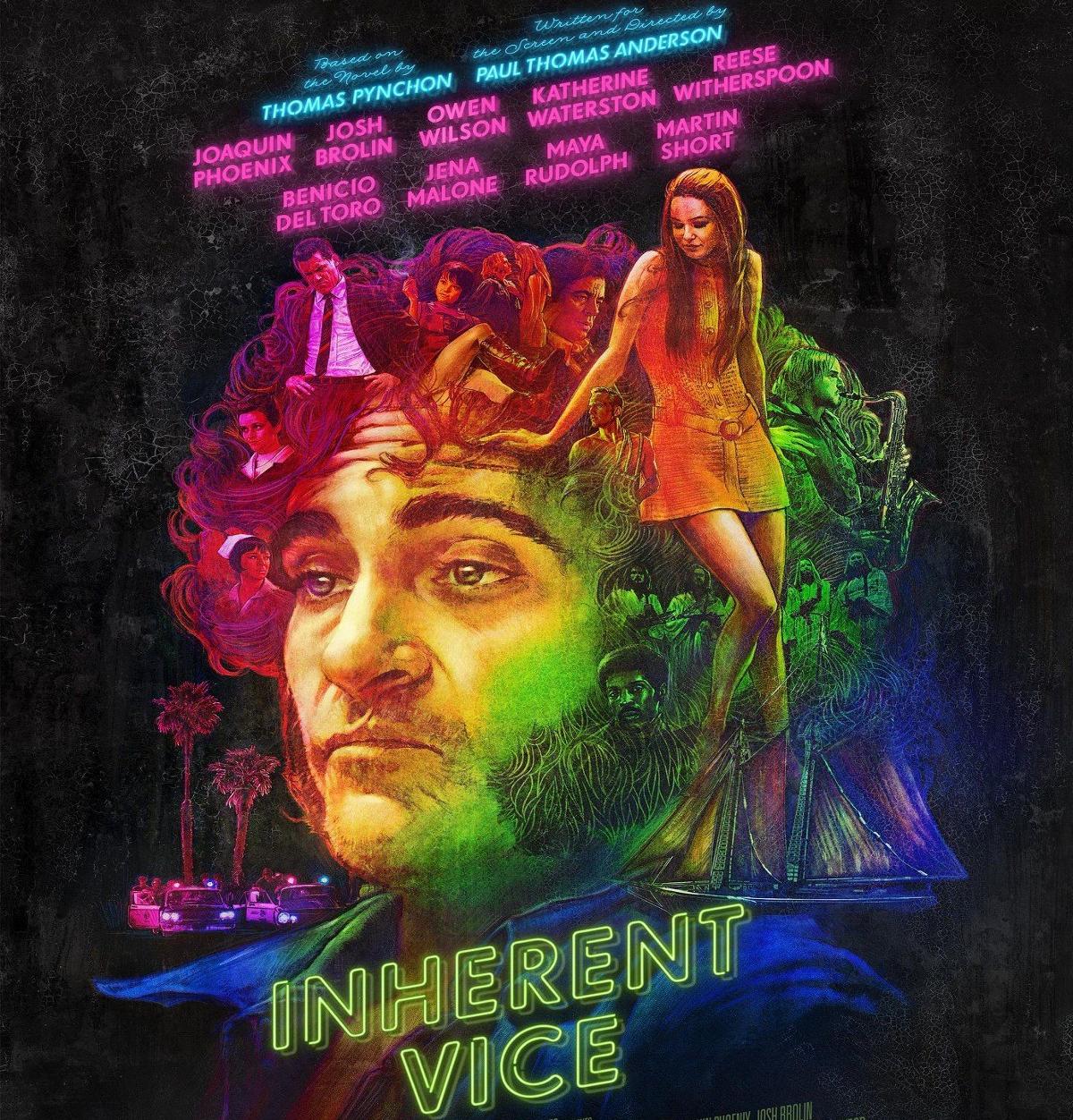 Inherent Vice : dans les bas-fond de L.A. …