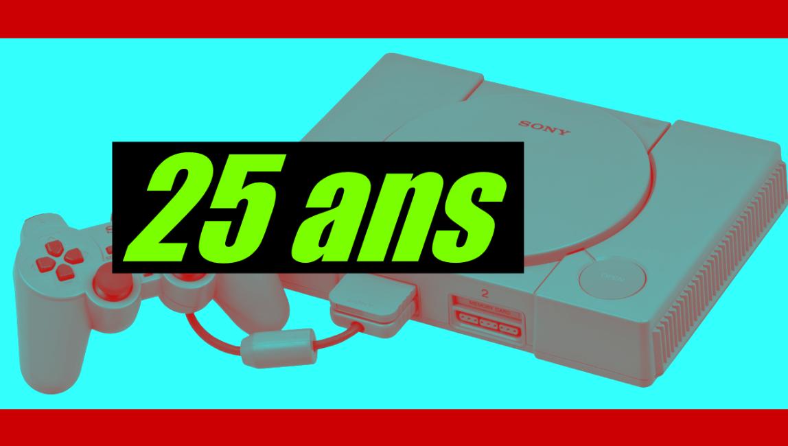25 jeux emblématiques pour les 25 ans de la Playstation.