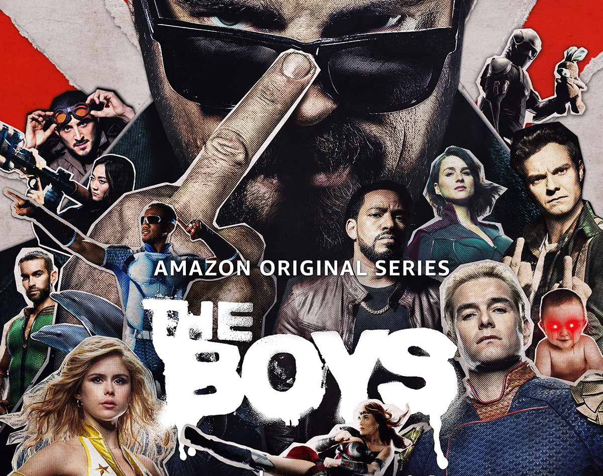 The Boys S2 : de l'action oui, mais une histoire qui patine.